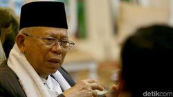 Fokus di Jabar, Kiai Maruf Optimistis Jokowi Menang di Jawa