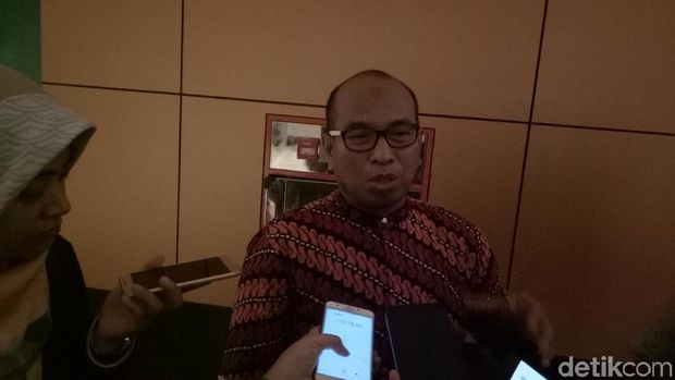 Plt Kepala Dinas Pariwisata dan Budaya Asiantoro