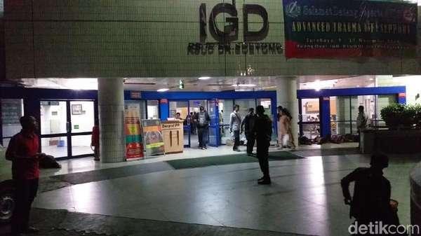 Ini Identitas Korban Insiden Drama Surabaya Membara