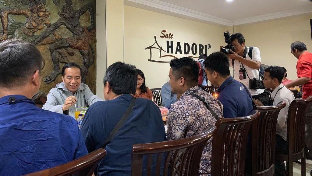 Sahabat Miyabi yang Doyan Salmon hingga Kulineran Jokowi di Bandung