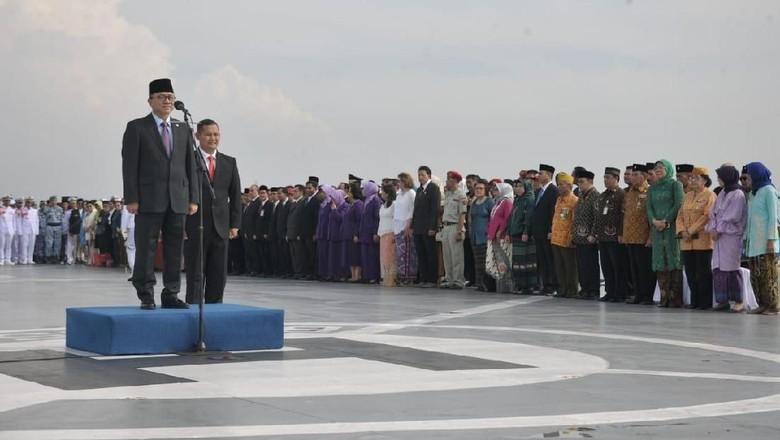 Di KRI Banda Aceh, Ketua MPR Ajak Masyarakat Belajar dari Pahlawan