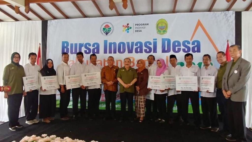 Kemendes Sebut Inovasi Desa Yogya Muncul Berkat Adem Ayem Politik