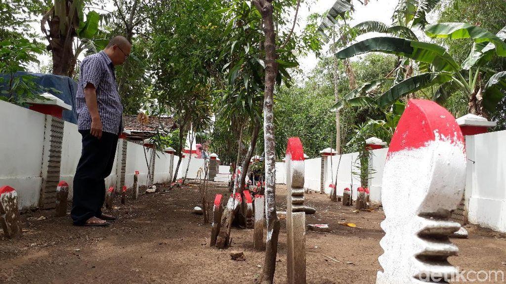 Di Depan Mensos, Megawati Keluhkan Banyak Taman Makam Pahlawan Butut