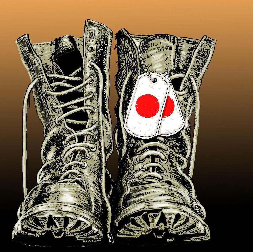 Prajurit-prajurit Jepang yang Berperang untuk NKRI