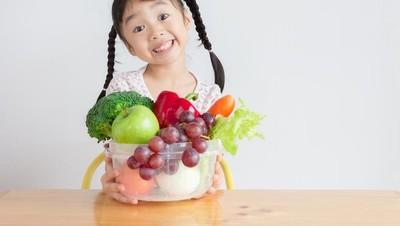 Nutrisi Tepat untuk Bantu Tingkatkan Daya Tahan Tubuh Anak