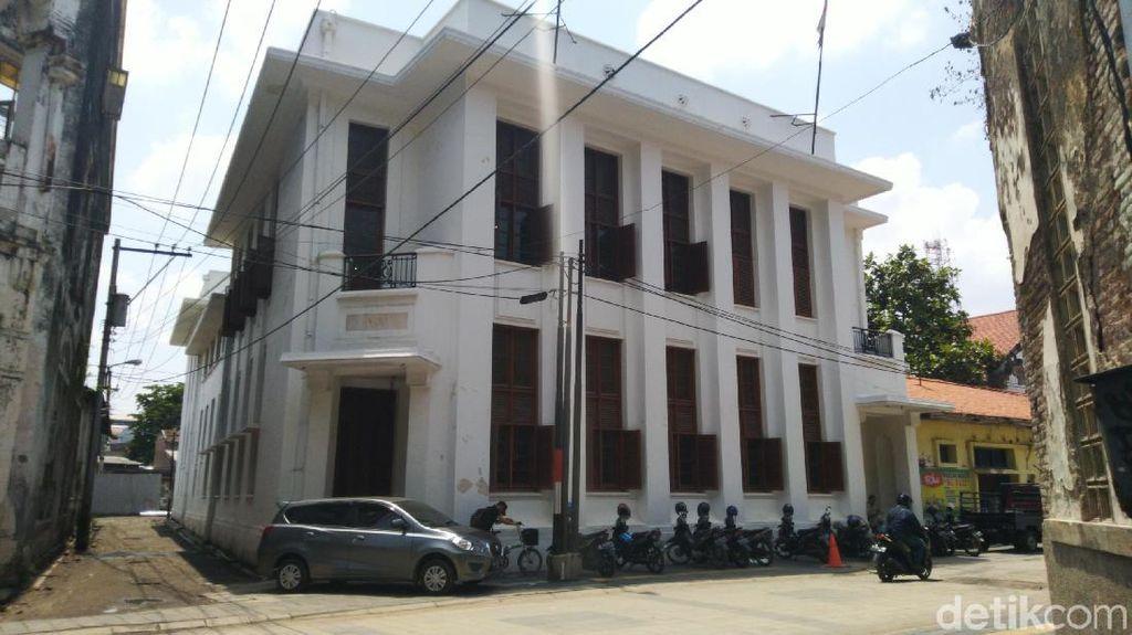 Melihat Bekas Kantor Raja Gula di Kota Lama Semarang