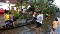 4 Desa di Purworejo Terkepung Banjir