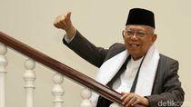 Maruf Amin Sambut Gembira Dukungan Ketua DPW PAN Kalsel