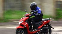 Mencicipi Skutik Baru Yamaha Freego