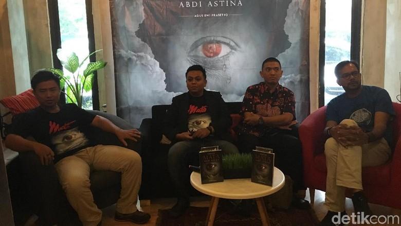 Haris Azhar: Buku Teror Mata Abdi Astina Metafora Novel Baswedan