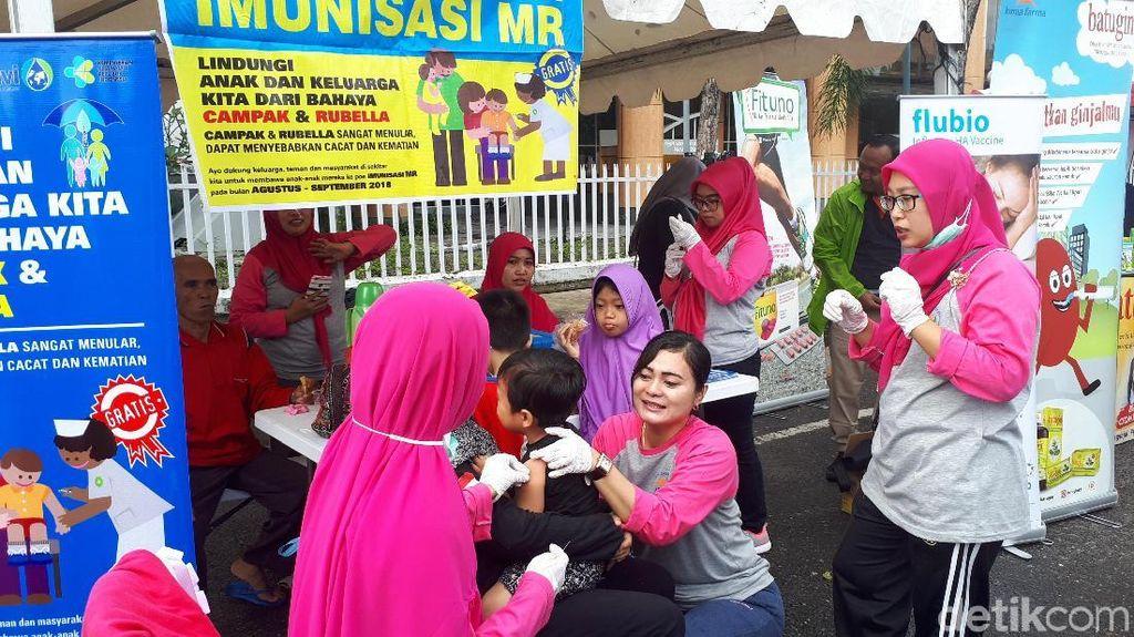 Diskes Riau Gelar Hari Kesehatan Nasional di Pekanbaru