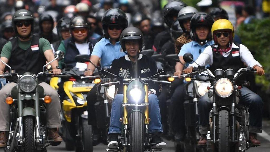 Intip Garasi Ridwan Kamil yang Siap Maju Pilpres 2024