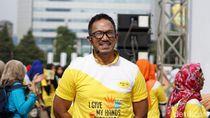Skoliosis Tak Halangi Chef Ganteng Bara Pattiradjawane untuk Olahraga