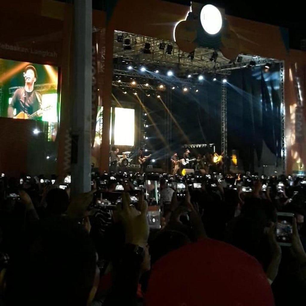 Padi Reborn, Rayakan HUT Pertama di 90s Festival