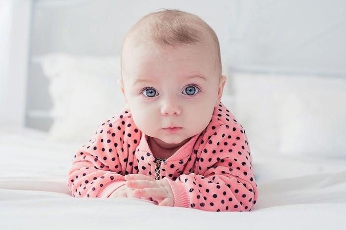 Nama bayi perempuan modern 2021. Foto: iStock