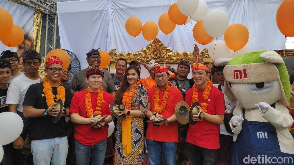 Xiaomi Buka Toko di Bali