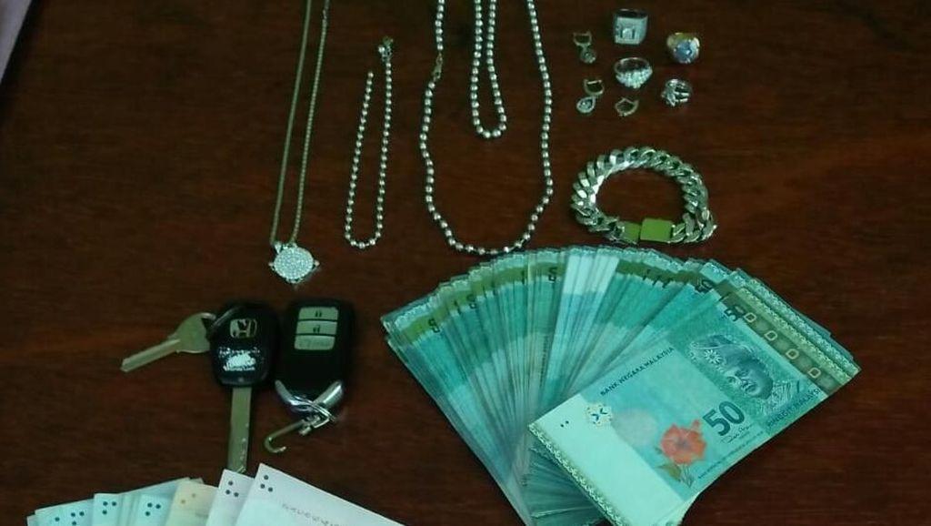 Polisi Ungkap TPPU Ratusan Juta Bandar Narkoba di Kalbar