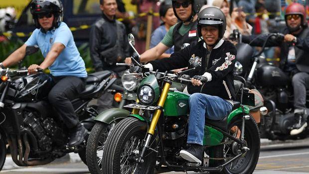 Lunturnya Politik Simbol Jokowi karena Genderuwo-Sontoloyo