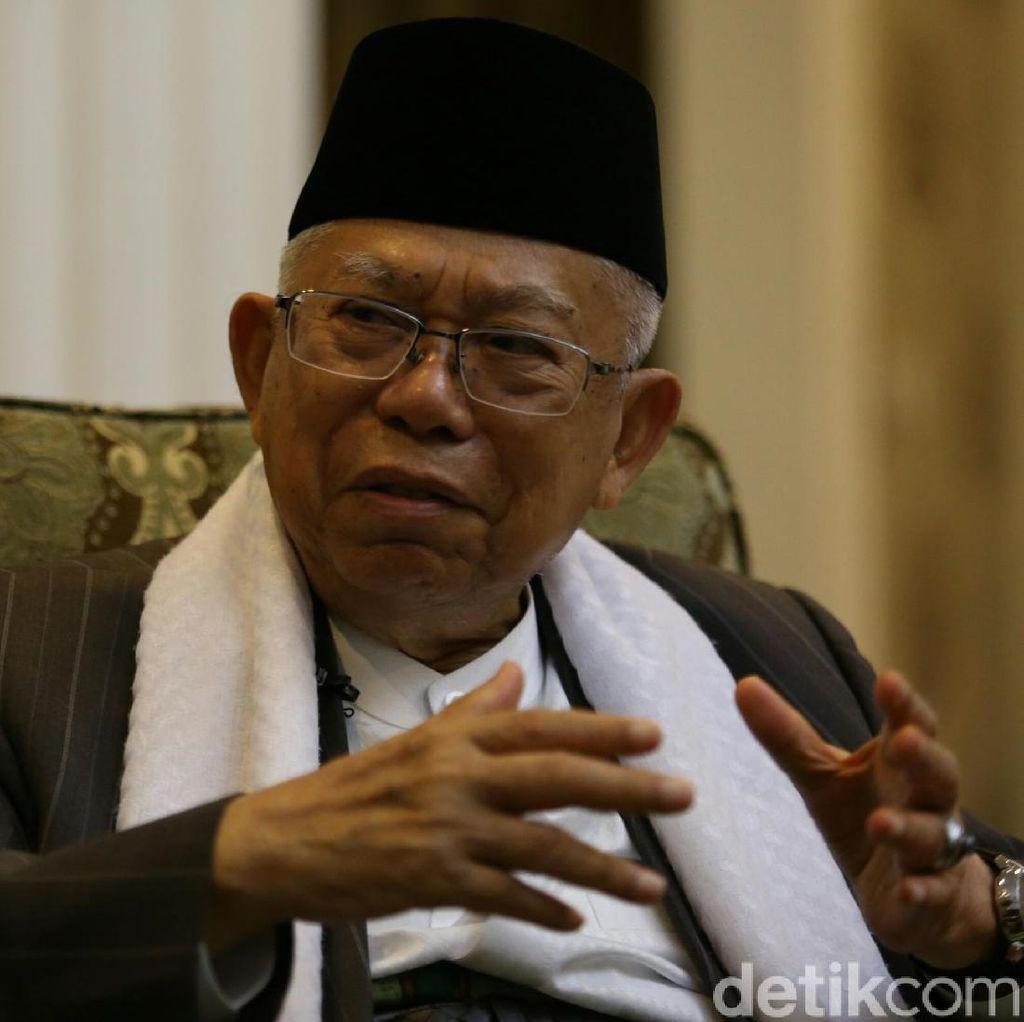 7 Fakta Maruf Amin yang Tak Banyak Bicara di Debat