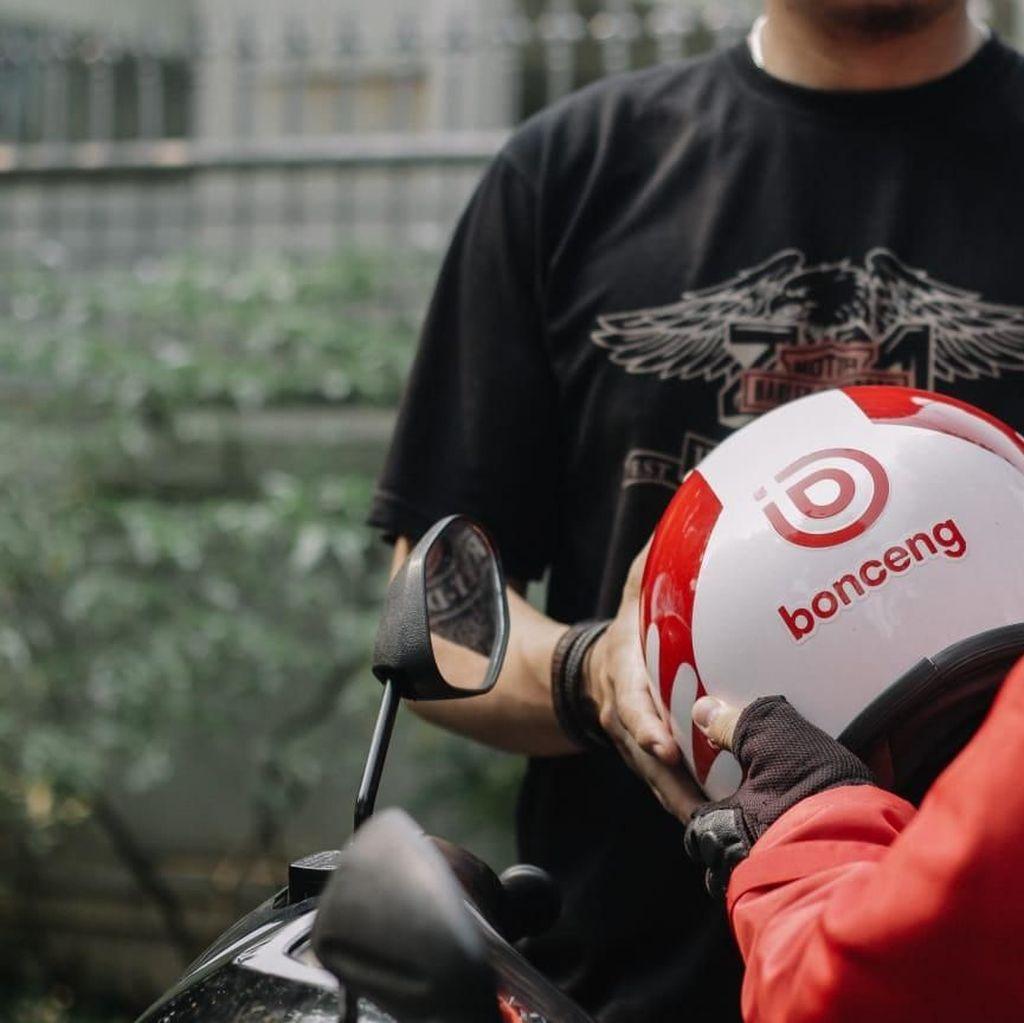 Ojek Online Bonceng Bakal Ekspansi ke Banyak Daerah