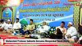 Prabowo Silaturahmi dengan Warga Tanah Abang