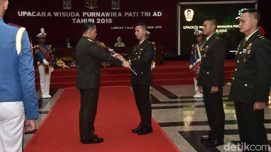 Imbauan KSAD untuk Purnawirawan TNI yang Nyemplung Politik