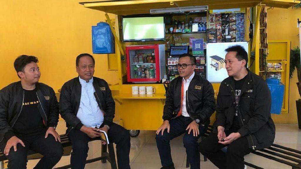 Bupati Banyuwangi ingin Angkat Usaha Mikro Gandeng Warung Pintar