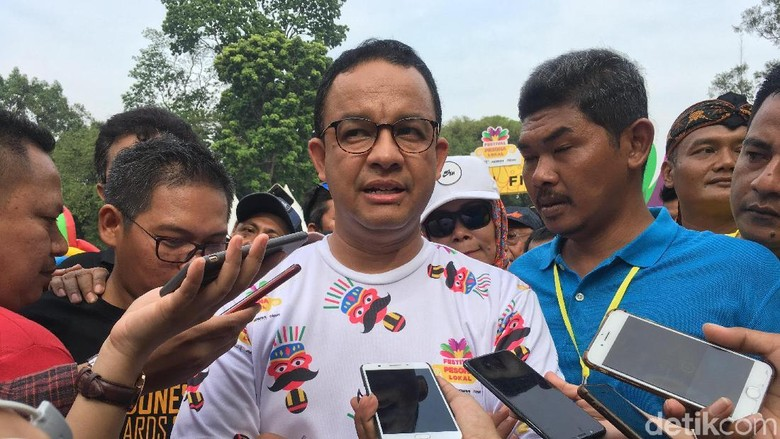 Prasetio Sebut Tn Abang Kumuh, Anies: Pak Ketua Kebanyakan Kunker
