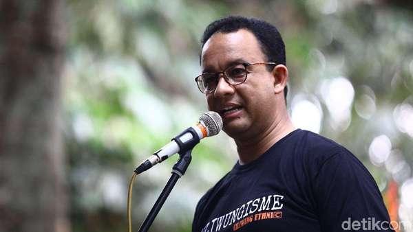 Drama PKS-Gerindra Rebutan Kursi Wagub DKI, Anies: Dinamika Kakak Adik