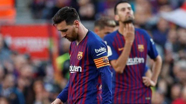 Barcelonai Messi Lega can be victimized by Other Clubs
