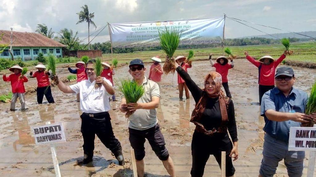 Kementan: Petani Adalah Pahlawan Pangan