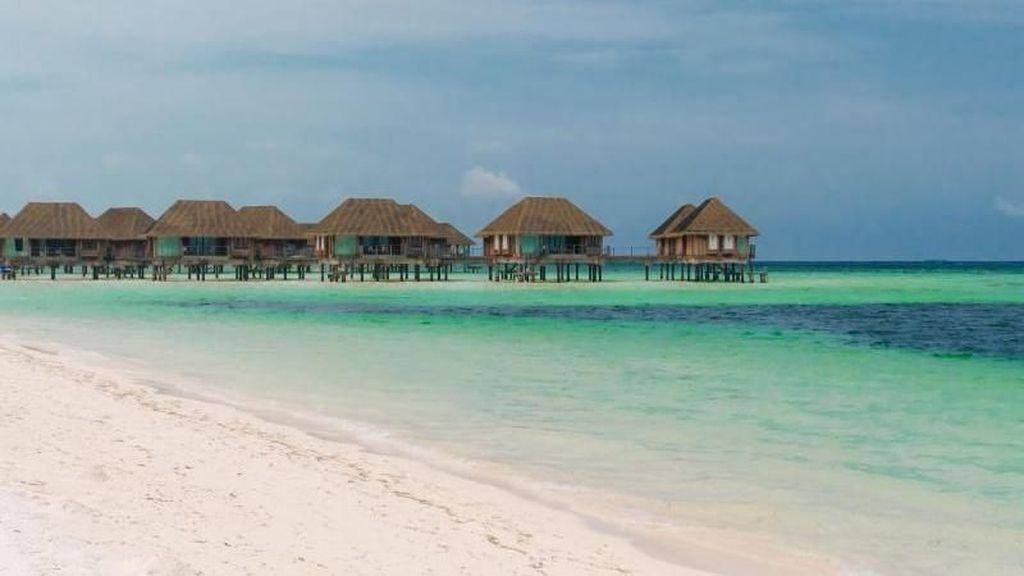 Jalan-jalan Bareng dTravelers: Indahnya Maldives yang Eksotik