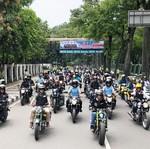 Jokowi Motoran Lagi, Masih Pakai Kawasaki W175 Modifikasi