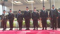 Puisi Risma Gelegarkan Parade Juang Peringati Hari Pahlawan