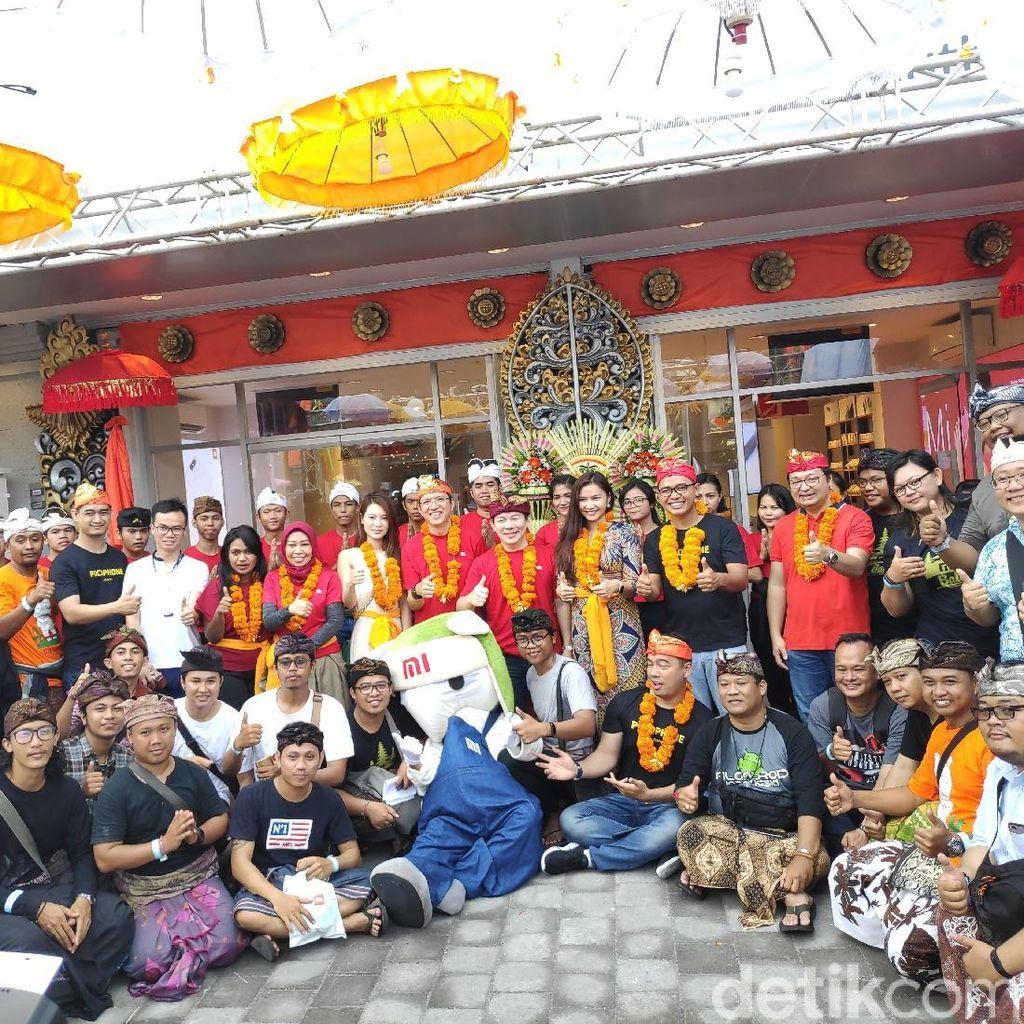 Cerita Mi Fans Bali, Dari Antrean Panjang Sampai Minta Ponsel Flagship