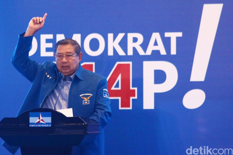 SBY akan Kampanyekan Prabowo-Sandi Maret 2019, PKS Gembira