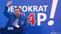 SBY Kumpulkan Ketua DPD Demokrat Se-Indonesia di Cikeas, Bahas Apa?