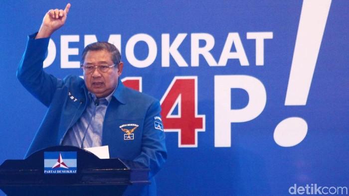 SBY (Foto: Grandyos Zafna/detikcom)