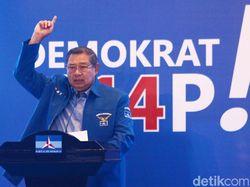 SBY Buka Suara soal 'Janji Kampanye' yang Disinggung Gerindra