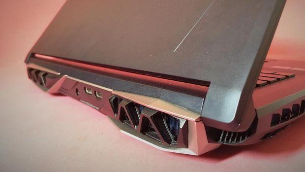 Acer Predator Helios 500, Sangar Berkat AMD Ryzen 7