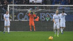 Gagal Jaga Konsentrasi, Inter pun Takluk
