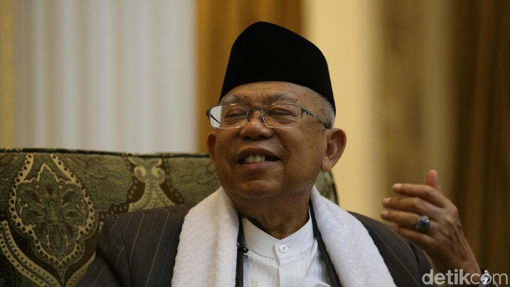 Maruf Amin Minta Wisata Halal RI Tiru China hingga Singapura