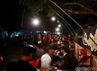Kembali Digelar, Festival Ngopi Sepuluh Ewu Banyuwangi Berlangsung Meriah