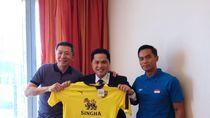 Erick Thohir Ajak Anindya Bakrie Jadi Petinggi Oxford United
