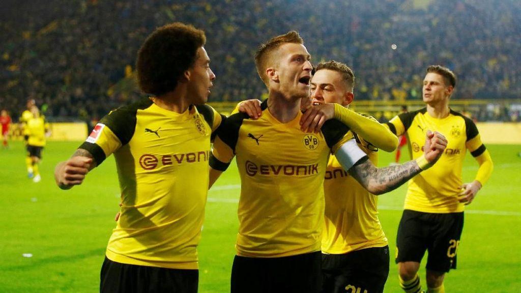 Hasil Dortmund Vs Bayern: Seru! Die Borussen Menangi Der Klassiker