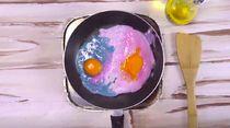 Resep Telur Ceplok Aneka Warna, Menarik Buat Sarapan Besok
