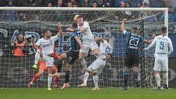 Hasil Liga Italia: Dihajar Atalanta 1-4, Laju Perkasa Inter Terhenti