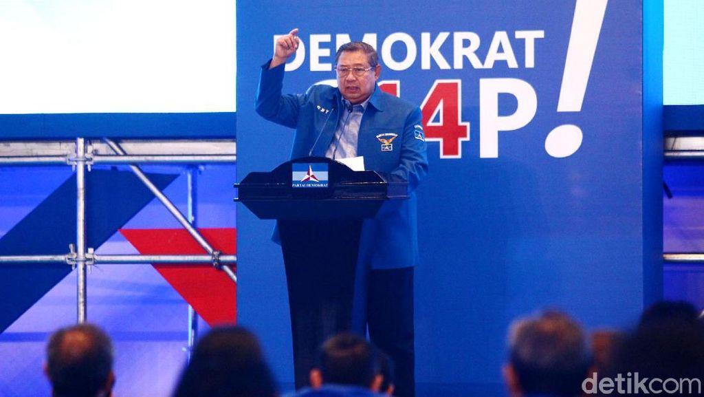 SBY: Jabaran Visi-Misi Tak Muncul, Rakyat dan Pendukung Bingung