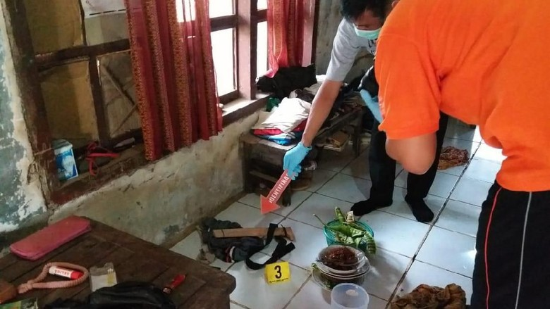 Pembunuh Ibu Tiri di Pandeglang Jalani Tes Kejiwaan
