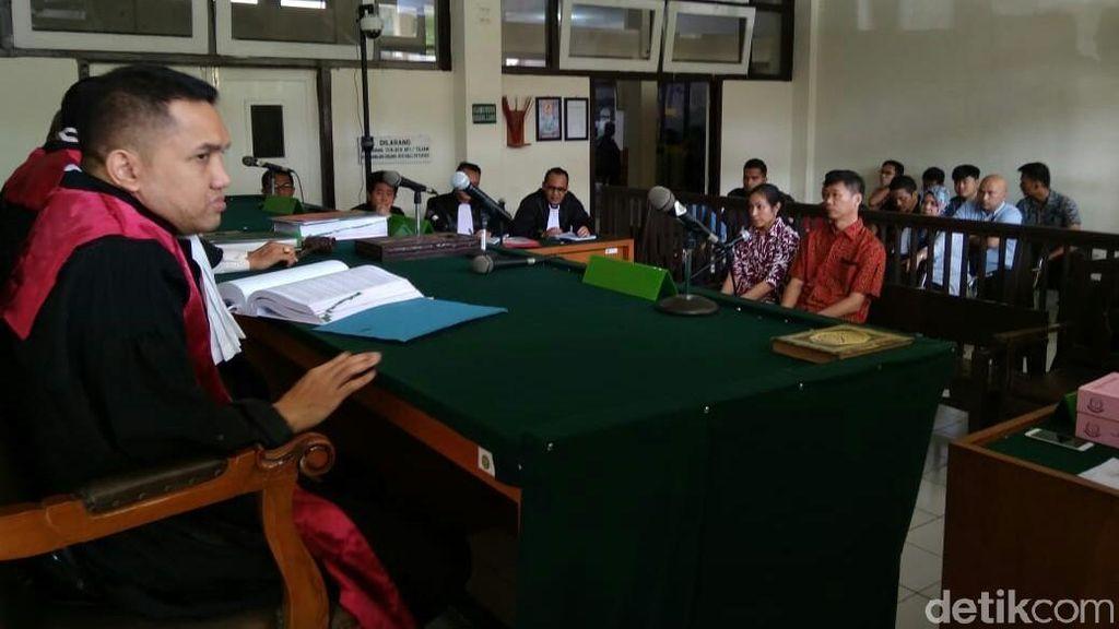 2 Terdakwa Korupsi Lift Kantor Pemkot Palembang Diancam 20 Tahun Bui